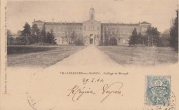 D69 - Villefranche Sur Saone - Collège De Mongré - Carte Précurseur  : Achat Immédiat - Villefranche-sur-Saone