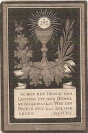 DP. E.H. THEOPHIEL COPIN ° THIELT 1844 - + 1893 - Religion & Esotérisme