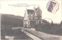 FR66 ARGELES SUR MER - Mtil 689 - Château De Valmy - Le Canigou - Argeles Sur Mer