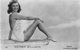 ESTHER WILLIAMS - Artistes