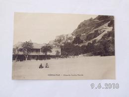 Gibraltar. - Alameda Garden Parade. - Gibraltar