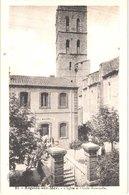 FR66 ARGELES SUR MER - 21 - église Et école Maternelle - Animée - Belle - Argeles Sur Mer