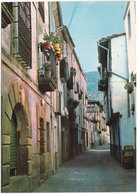 Gf. LOSAR DE LA VERA. Calle Del Cristo - Cáceres