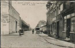 Saint Andre Rue Sadi Carnot - France