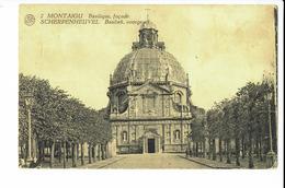CPA - Carte Postale -BELGIQUE -Scherpenheuvel-Montaigu- Basilique  -1924- S532 - Scherpenheuvel-Zichem