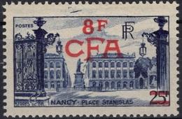 REUNION CFA Poste 201 ** MNH Place Stanislas (CV 43 €) - Reunion Island (1852-1975)