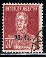 ARG 931 //  Y&T 196A //  1923-32 - Oficiales