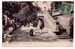 1811 - Chatel-Guyon - Un Coin Du Parc - L.L. - N°67 - - Laval