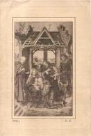 DP. ROSE BAYART ° BECELAERE 1908 -+ 1909 - Godsdienst & Esoterisme