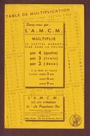 BUVARD --  ASSURANCE . LA POPULAIRE-VIE - L'A.M.C.M.  - 2 Scannes. - Bank & Insurance