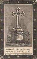 DP. E.H. LUDOVICUS VERWAERDE ° RAMSCAPPELLE 1840 - + SLIJPE 1895 - Religion & Esotérisme