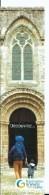 Marque Page Touristique : Granville Terre Et Mer : Abbaye De La Lucerne - Festivités Au Recto - Marque-Pages