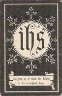 DP. ELISA EGGER ° DIXMUDE 1853 - + RAMSCAPPELLE 1900 - Godsdienst & Esoterisme