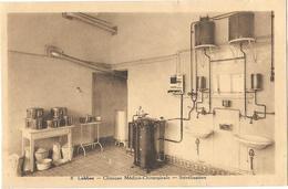Belgique LOBBES - CLINIQUE MEDICO-CHIRURGICALE - Stérélisations (Stérilisations)   -Edition Belge - Bruxelles - Lobbes