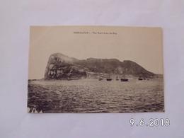 Gibraltar. - The Rock From The Bay. - Gibraltar