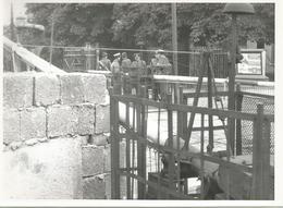 Construction Du Mur De Berlin - Lot De 38 Grandes Photos Prises En Août 1961 (18 Cm X 13 Cm) - Lieux