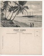 SRI LANKA-  MONT LAVINIA #67 - Sri Lanka (Ceylon)