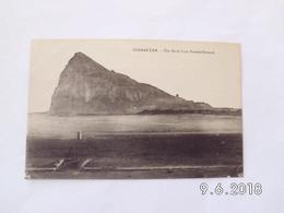 Gibraltar. - The Rock From Neutral Ground. - Gibraltar