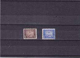ROUMANIE 1931 SURVOL Yvert PA 11 Et 13 NEUF** MNH - 1918-1948 Ferdinand I., Charles II & Michel