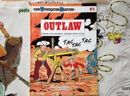 BD Tuniques Bleues - Outlaw - Tome 4 (2003) - Tuniques Bleues, Les