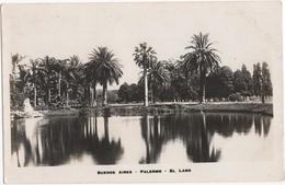 Buenos Aires - Palermo - El Lago - Argentine