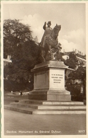 Genève -Monument Du Général Dufour - GE Ginevra