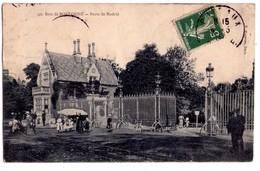 1815 - Bois De Boulogne - Porte De Madrid - P.Marmuse à Paris - N°50 ;- - Boulogne Billancourt