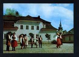 Polonia *Folklor Ziemi Sadeckiej* Edit. Biuro Wydawiczo. Escrita. - Polonia