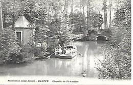 CPA / PK/ AK  -  BAUFFE  Pensionnat Saint Joseph - Chapelle De St Antoine  1899 - Lens