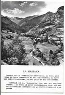 """LA MASSANA-Capitale De La """"Parroquia"""" - Vue Générale... - Andorra"""