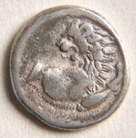 """Grèce Antique - Thrace Hemidrachme """"Au Lion"""" IV ème S. Av. JC - COP. 832 - Grecques"""