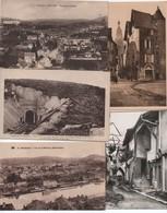 LOT DE  68 CPA DE  LA DORDOGNE 24 - Cartes Postales