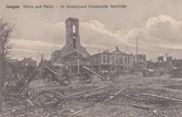 Longwy Kirche Und Mairie - Longwy