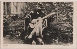 Gaucho - Argentina - & Guitar - Argentine