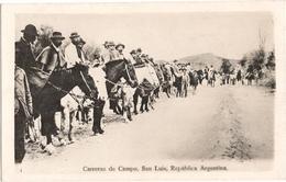 Carreras De Campo, San Luis, Republica Argentina - & Horse - Argentine