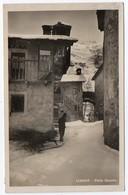 LIMONE PIEMONTE (CN) - PORTA GENOVA / SLITTA / ANNULLO POSTA MILITARE N.53 15.12.1939 - Cuneo