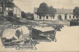 1895/1905 - DAMNIKOV, Thomigsdorf, Bezirk Usti Nad Orlici, 2 Scan - Tchéquie