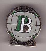PIN'S -- BRESSUIRE -- Pétanque Bressuiraise   ( Dép 79 ) - Bowls - Pétanque