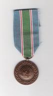Medaille  Mission ONU - Nations Unies - Forpronu - Ancienne Yougoslavie - France