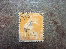 Semeuse 30c Orange  Y&T= 141 Oblitéré - 1906-38 Sower - Cameo