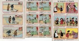Publicité La Samaritaine, Petites Histoires X 3 (en L'état - Advertising
