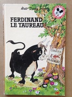Disney - Mickey Club Du Livre - Ferdinand Le Taureau (1986) - Books, Magazines, Comics