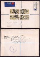 Swaziland - Lettre - Envoyé Au Brésil Avec Réception à Sao Pablo - Swaziland (1968-...)