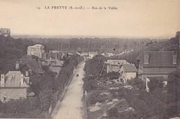 LA FRETTE - Rue De La Vallée - La Frette-sur-Seine