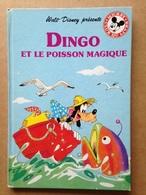 Disney - Mickey Club Du Livre - Dingo Et Le Poisson Magique (1983) - Books, Magazines, Comics