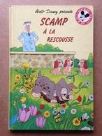 Disney - Mickey Club Du Livre - Scamp à La Rescousse (1986) - Books, Magazines, Comics