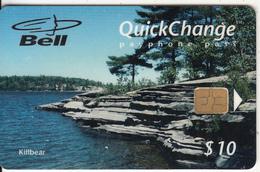 CANADA - Ontario Parks/Killbear, Tirage 8000, 05/97, Used - Canada