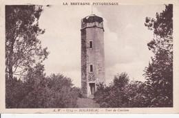 [35] Ille Et Vilaine > Bourbriac Tour De Coaliou - Frankreich