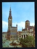 Gdansk *Ratusz Glównego Miasta* Edit. Ruch. Nueva. - Polonia