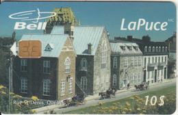 CANADA - Rue St-Denis/Quebec, Tirage 20000, 06/97, Used - Canada